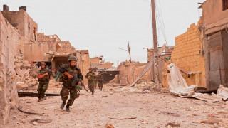 Χαλέπι: Μετά το χάος, η απόλυτη σιωπή…