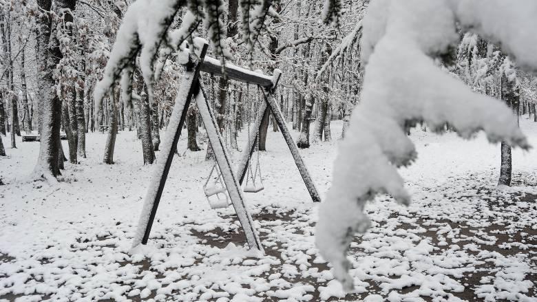 Καιρός: Τσουχτερό κρύο και παγετός