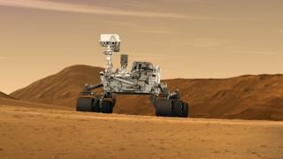 Το τρυπάνι του ρόβερ Curiosity κόλλησε στον Άρη