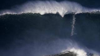 Ρεκόρ από κύμα - τέρας 19 μέτρων στον Βόρειο Ατλαντικό