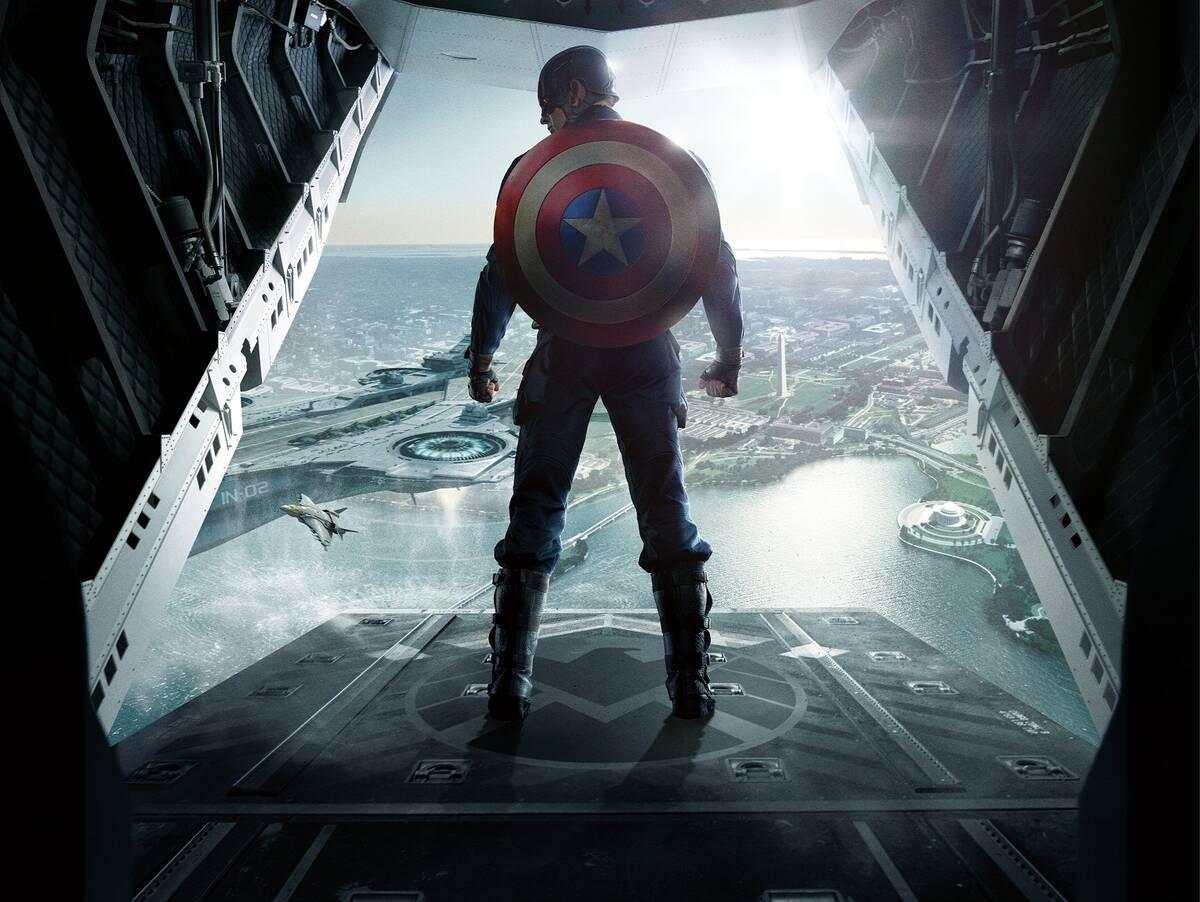 COSMOTE TV Disney Captain America