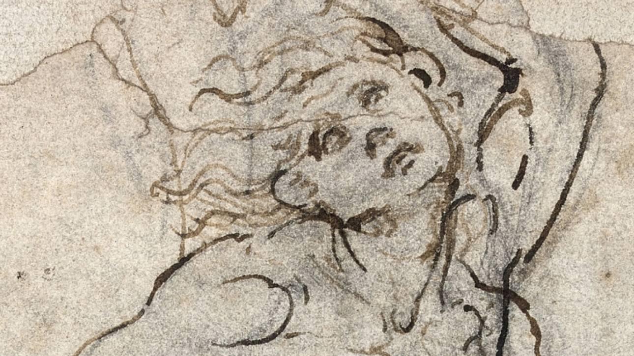Bρέθηκε σπάνιο σκίτσο του Leonardo da Vinci αξίας 16 εκ. δολαρίων