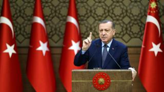 Ερντογάν: Δεχόμαστε επίθεση, θα προχωρήσουμε σε αντίποινα
