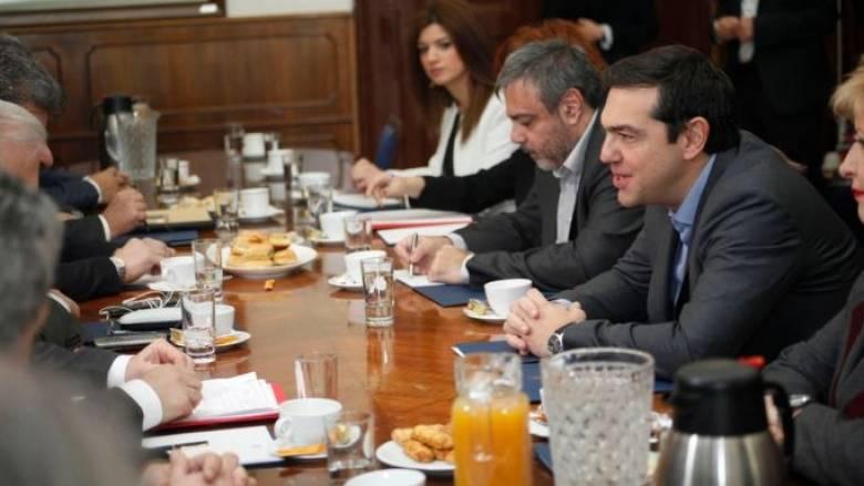 Απάντηση Τσίπρα σε Σόιμπλε: Οφείλουν όλοι να σεβαστούν τον ελληνικό λαό