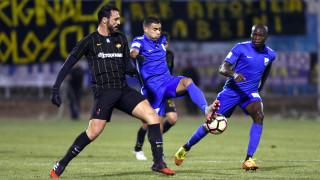 Κύπελλο Ελλάδας: μπλόκο στη Λαμία για την ΑΕΚ, στους 16 και οι δύο