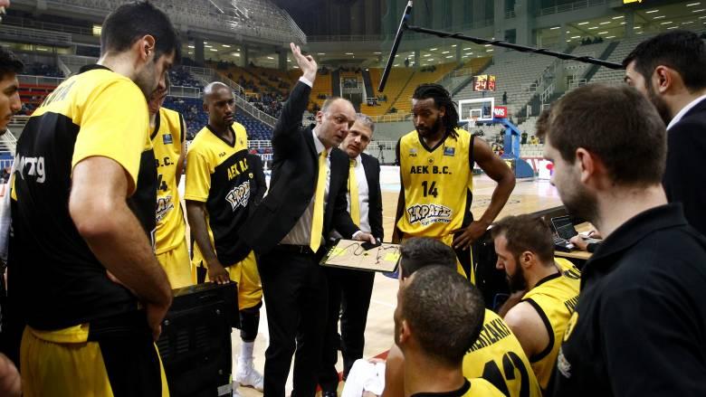 Champions League Basket: συνέχισαν με νίκες ΑΕΚ και Άρης, ήττα για τον ΠΑΟΚ