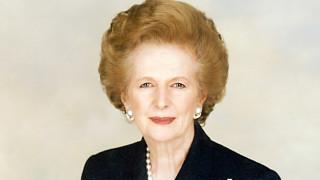 Η Μάργκαρετ Θάτσερ η γυναίκα με την μεγαλύτερη επιρροή