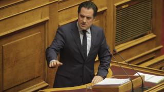Α.Γεωργιάδης για Ν.Παρασκευόπουλο: Κοιμάται ήσυχος το βράδυ;