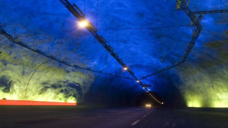 Τα θαύματα της μηχανικής: Έξι από τα μεγαλύτερα τούνελ του κόσμου