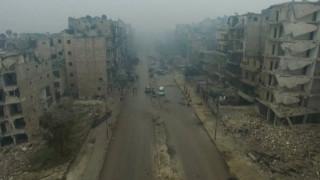 Χαλέπι: Ο Ερυθρός Σταυρός απομακρύνει 200 σοβαρά τραυματίες
