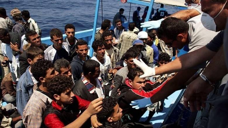 «Χρυσές δουλειές» για τους διακινητές - 9 συλλήψεις στην Πρέβεζα