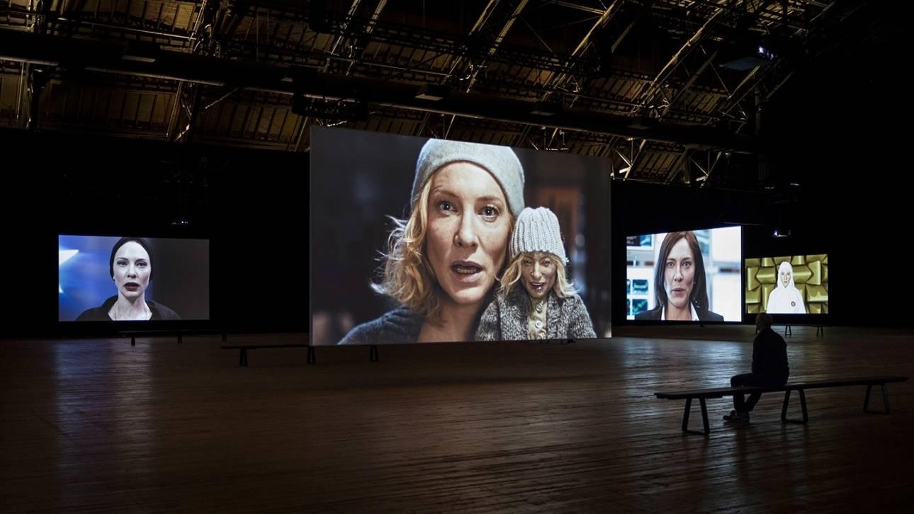 Τα 13 πρόσωπα της Κέιτ Μπλάνσετ στο Φεστιβάλ του Ρόμπερτ Ρέντφορντ