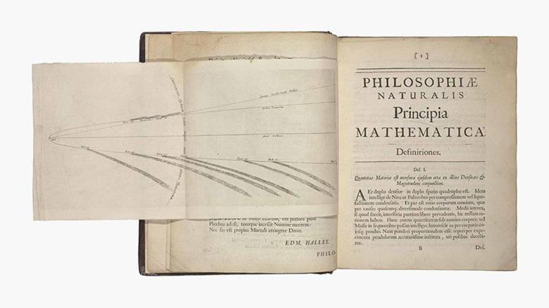 newton sir isaac philosophiae naturalis princip