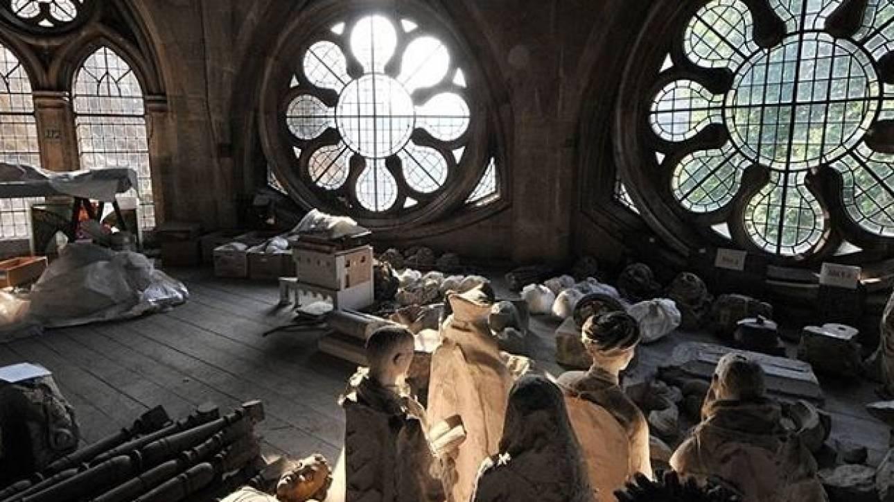 700 χρόνια μετά, η κρυφή ζωή του Αβαείου του Ουέστμινστερ αποκαλύπτεται