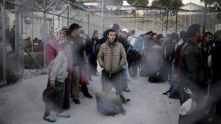 Χίος: Φράχτης περιμετρικά του κέντρου φιλοξενίας της Σούδας