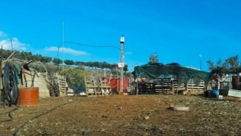 Η πιo Hi Tech στάνη βρίσκεται στην Κρήτη και διαθέτει όλα τα συστήματα ασφαλείας