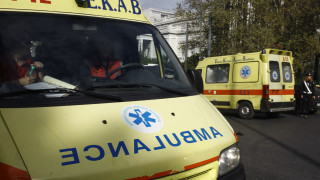 Καραμπόλα με τέσσερις τραυματίες στο κέντρο της Θεσσαλονίκης