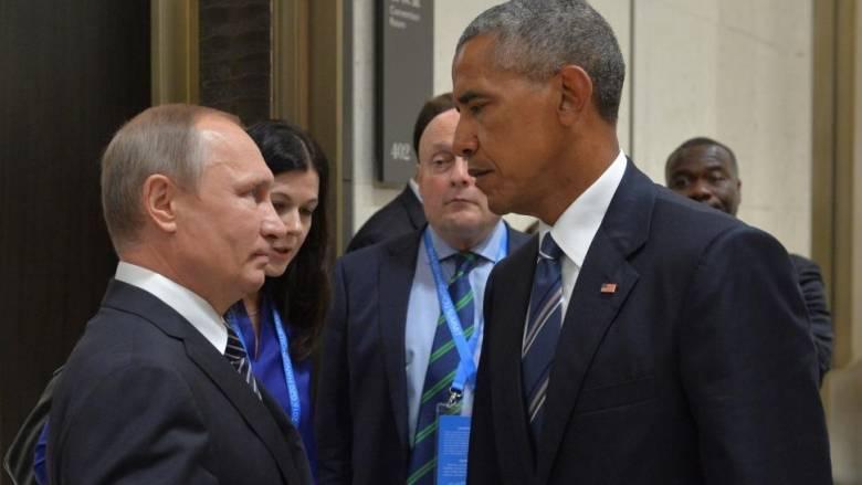 Νέα κόντρα ΗΠΑ-Ρωσίας: Ο Ομπάμα προειδοποιεί με αντίποινα