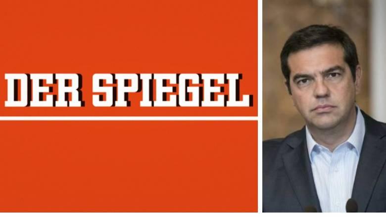 Der Spiegel: Ο παλιός Τσίπρας επέστρεψε