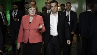Π.Βαλασόπουλος: Η Μέρκελ παραπέμπει τον Τσίπρα στον... Σόιμπλε (aud)