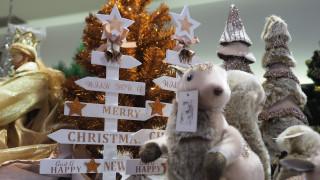 Εορταστικό ωράριο Χριστουγέννων: Ανοιχτά τα καταστήματα την Κυριακή (18/12)