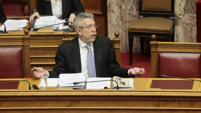 Αντιπαράθεση στη Βουλή για την ονομαστική ψηφοφορία