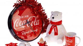 Χριστούγεννα παρέα με το εντυπωσιακό Coca-Cola Pop-Up Store!