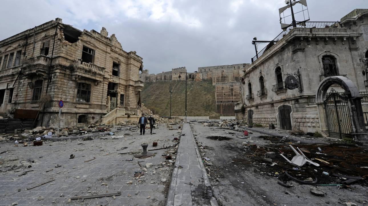 Χαλέπι: πώς το Ιράν σφράγισε τον επίλογο (vid & pics)