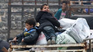 Χαλέπι: Νέα συμφωνία για την απομάκρυνση αμάχων και ανταρτών (pics)