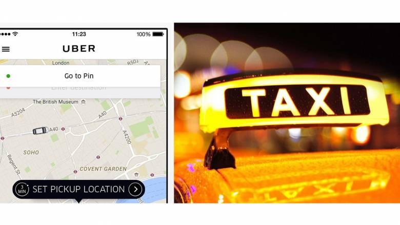 Τι απαγορεύεται να κάνει κανείς στα «ταξί» της Uber;