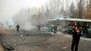 Εξαγριωμένοι οι Τούρκοι μετά την φονική έκρηξη έξω από πανεπιστήμιο