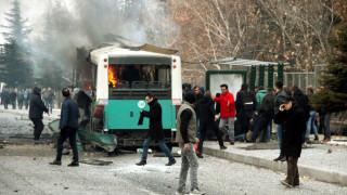 Έκρηξη στην Τουρκία: Τα εκρηκτικά «δείχνουν» τους δράστες