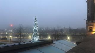 «Εξαφανίστηκε» το Λονδίνο λόγω ομίχλης (pics)