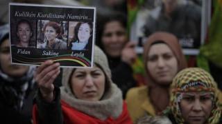 Γαλλία: Πέθανε ο μοναδικός κατηγορούμενος για τη δολοφονία Κούρδων ακτιβιστριών