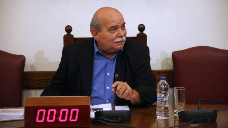Ν. Βούτσης:  Κάποιοι θέλουν η Ελλάδα να συντριβεί ανάμεσα στους ελέφαντες
