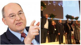 Γερμανία: Γκρέγκορ Γκίζι, ο νέος πρόεδρος της Ευρωπαϊκής Αριστεράς