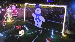 """Στο Χριστουγεννιάτικο πνεύμα η """"διαδικτυακή μάχη"""" του Κριστιάνο με τον Γουέιντ"""