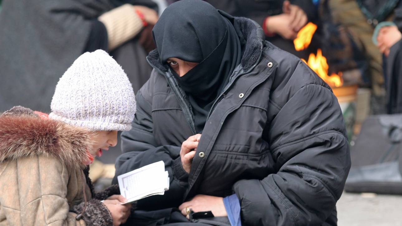 Χαλέπι:  Χιλιάδες άμαχοι εγκλωβισμένοι ακόμα