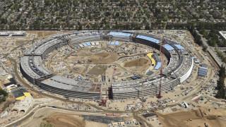 Η πρόοδος των εργασιών στο στρατηγείο της Apple (Vid)