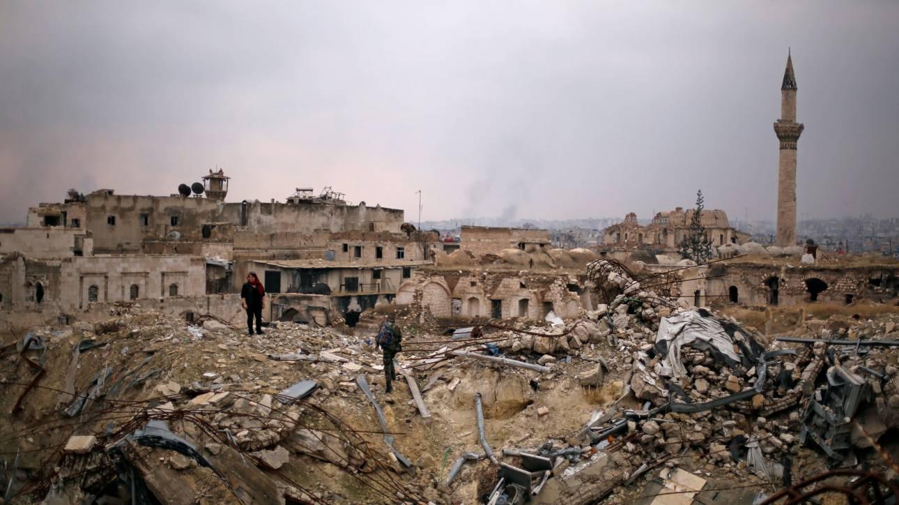 Νέα συμφωνία για την απομάκρυνση των αμάχων από το Χαλέπι