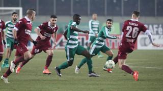 Super League: ΑΕΛ και Παναθηναϊκός αναδείχθηκαν ισόπαλοι