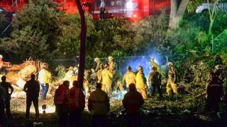 Μια κηδεία και πέντε τραυματίες... από πτώση δέντρου σε γάμο