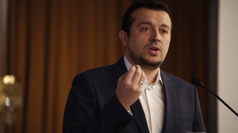 Ν. Παππάς: Εκλογές φαντασιώνεται ο κ. Μητσοτάκης
