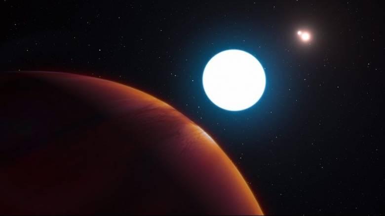 Δίας: Ο αέριος γίγαντας τελικά δεν περιστρέφεται γύρω από τον Ήλιο