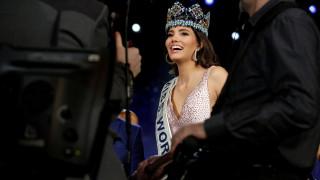 Στέφανι Ντελ Βάγιε: ποια είναι η νέα Miss World της χρονιάς