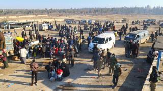 Τουρκία: 12.000 άμαχοι εγκατέλειψαν το Χαλέπι
