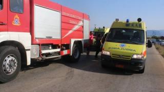 Γιάννενα: Φορτηγό παρέσυρε δύο γυναίκες (pics)