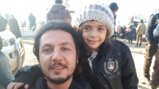 Η μικρή Μπάνα έφυγε από το Χαλέπι