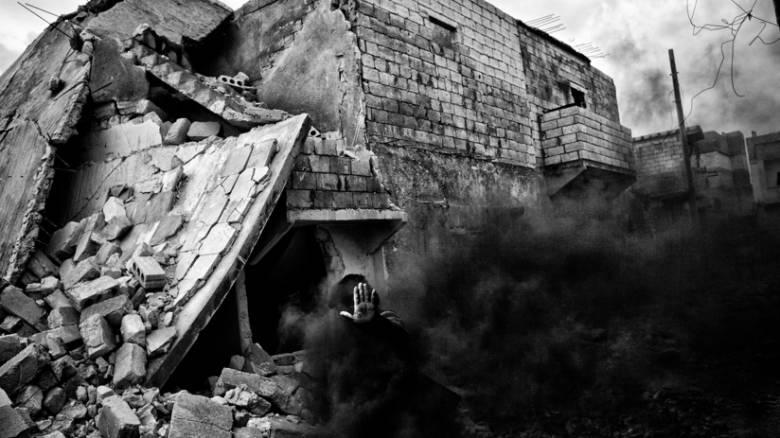 Αχιλλέας Ζαβαλλής: Από το Χαλέπι στη Μοσούλη, «κλικ» στον όλεθρο