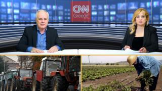 Βαγγέλης Αποστόλου στο CNN Greece: Καλώ τους αγρότες σε διάλογο